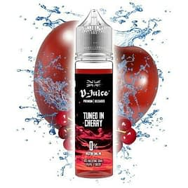 V Juice Juice Tuned In Cherry 50ml 80-20 Shortfill No Nicotine