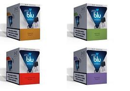 My Blu Liquipods Intense Salt – Pod System – 4 Flavours 18mg Bulk Deal 5 Packs