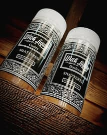 Wick Liquor Contra Shattered Juggernaut 150ml ( Nic shots included )