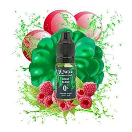 V JUICE BEAST BLOOD GOURMET 50-50 E-LIQUID 12mg Mouth to Lung Juice