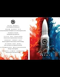Riot Squad Concentrates 30ml 8 flavours to chose from – DIY Mixing