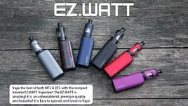 Ez.Watt Starter Kit 6 Colours To chose