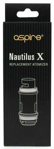 Aspire Nautilus X Coils 1.8 Ohm Pack of 5