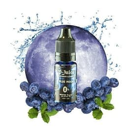 V JUICE BLUE MOON 50-50 E-LIQUID 6mg 12mg or 18mg Mouth to Lung Juice