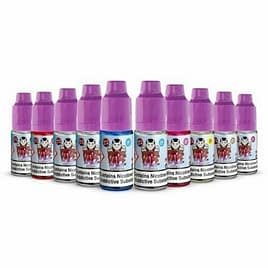 Vampire Vape Nic Salts 10ml- All 10 Flavours both 10mg and 20mg