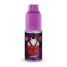 Charger- 10ml Vampire Vape E-Liquid 3mg 6mg 12mg 18mg