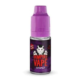 Catapult- 10ml Vampire Vape E-Liquid 3mg 6mg 12mg 18mg