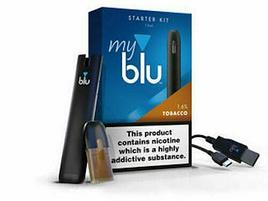My Blu Starter Kit – Smoking Cessation – Ecig – Vape – Stop Smoking – Pod System