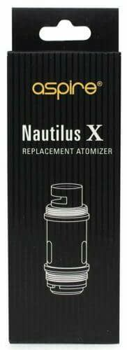 Aspire Nautilus X 1.5 Ohm Replacement Coils (Pack of 5)