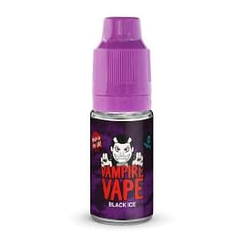 Black Ice – 10ml Vampire Vape E-Liquid 3mg 6mg 12mg 18mg